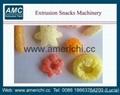 Puffs snacks machine