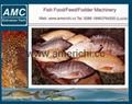鱼饲料膨化主机