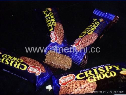 脆米巧克力生產線 1