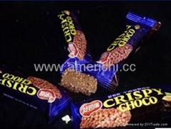 脆米巧克力生产线