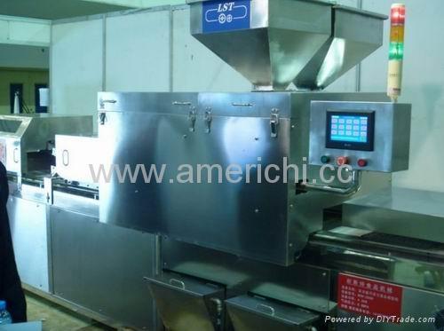 脆米巧克力生产线 3