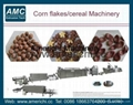 玉米片早餐谷物食品设备生产线