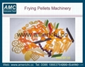 Frying pellets snacks machine 2