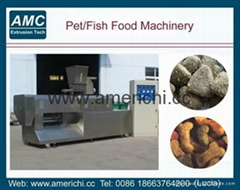 Pet food dog food machine