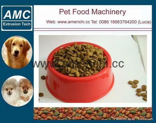 寵物食品狗糧生產線 2