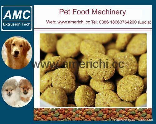 寵物食品狗糧生產線 5