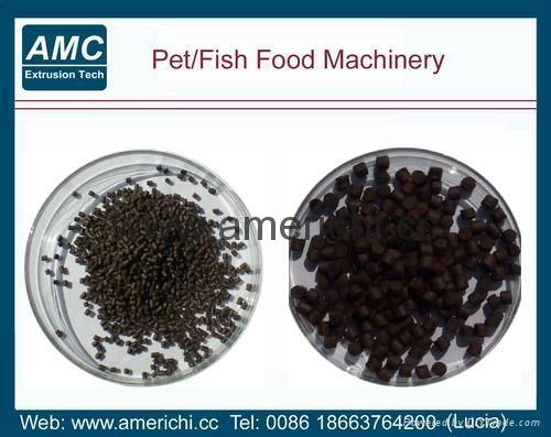 寵物食品狗糧魚飼料生產線  7