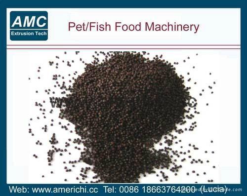 寵物食品狗糧魚飼料生產線  6