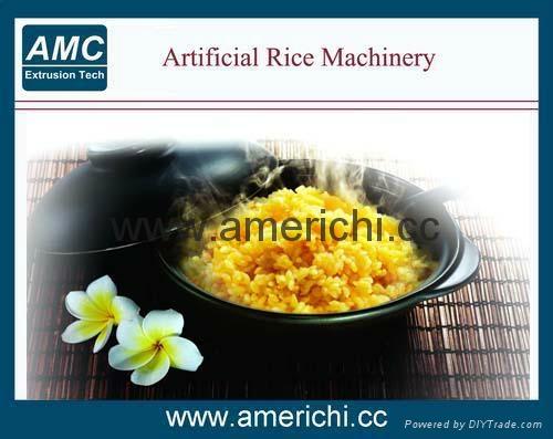 人造米生產線 5