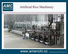 Man made rice machine
