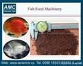 小型膨化觀賞魚浮性飼料生產線  2