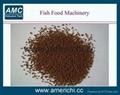 小型膨化觀賞魚浮性飼料生產線  3