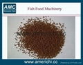 小型膨化观赏鱼浮性饲料生产线