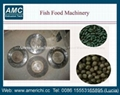 Fish feed machine