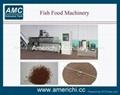 浮水魚飼料生產線 2