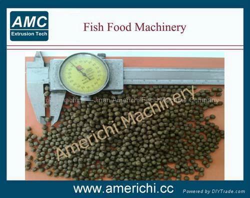 浮水鱼饲料生产线 13