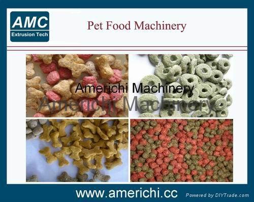 寵物食品水產飼料生產線 4