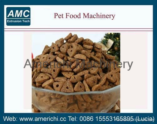 Pet Food Making Machine 4