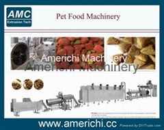 Dry Cat Pet Food Machine