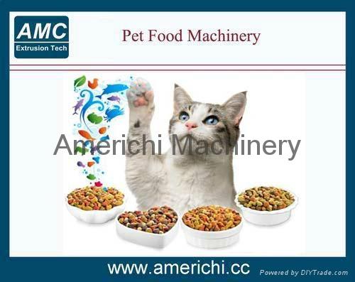 Dry Cat Pet Food Machine 2