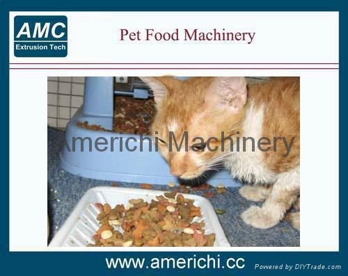 Dry Cat Pet Food Machine 3