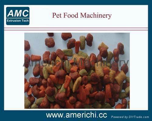 Dry Cat Pet Food Machine 5