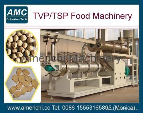 大豆組織蛋白生產線 1