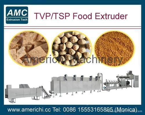 大豆組織蛋白生產線 3
