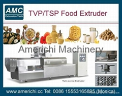 Textured Soy Protein (TSP) Food Machinery