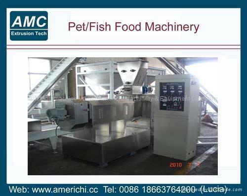 膨化鱼饲料生产线 10