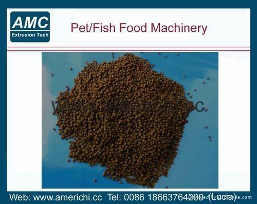 膨化鱼饲料生产线 12