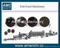 Sinking Fish Food Machine