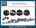 Sinking Fish Food Machine