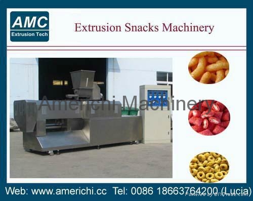 膨化食品機械 1