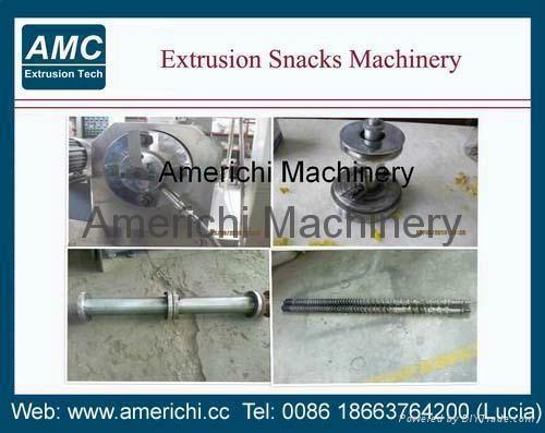 膨化食品機械 2