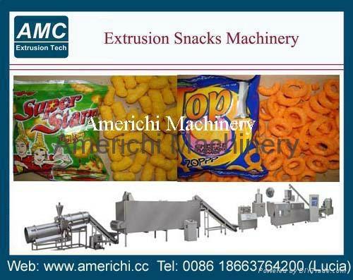 膨化食品機械 3