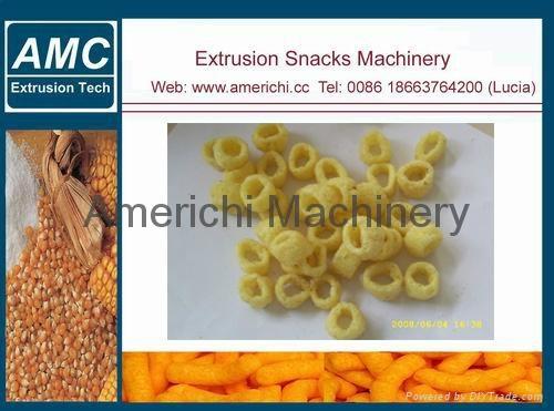 膨化食品機械 4