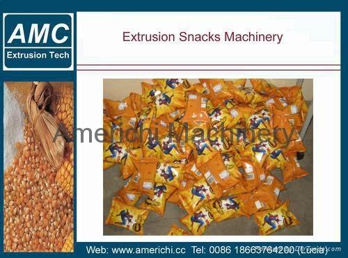膨化食品機械 5