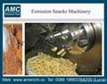 Rice/wheat/corn puffed machine