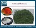Fish food/feed machine