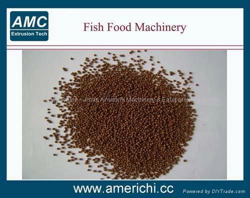鲶鱼饲料生产线 4