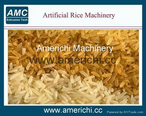 人造大米設備 5