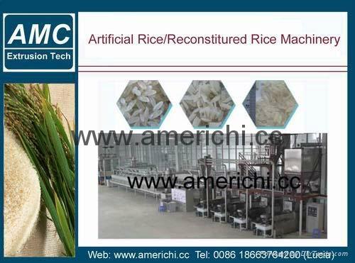 營養強化大米生產線 3