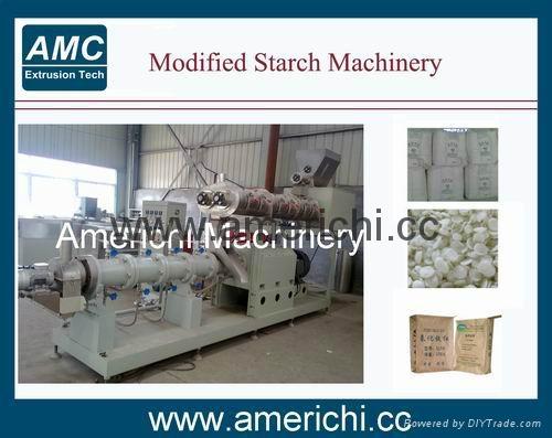 变性淀粉生产设备 8