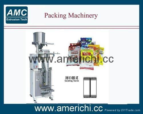 膨化食品包装机 2