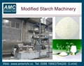 Oil drilling starch machine