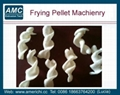 Frying pellets snacks machine 4