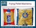 Frying pellets snacks machine 5