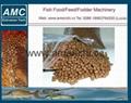 浮水鱼饲料生产线