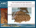 Fish feed complete line